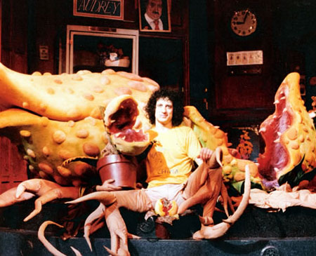 Martin P. Robinson Little Shop of Horrors Audrey puppet