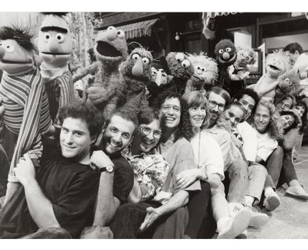 Sesame Street Martin P Robinson