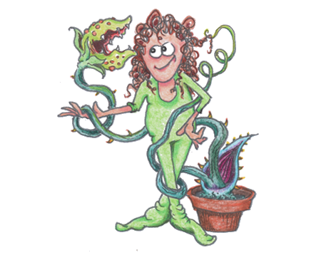 rooba little shop of horrors
