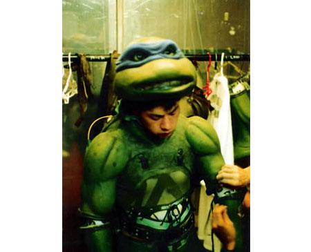 Teenage Mutant Ninja Turtles Martin P Robinson