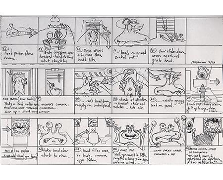 Ibod storyboard